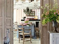 country chic home decor 22 country decorating ideas for modern dining room