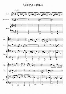 game of thrones sheet music violin cello gamewithplay com