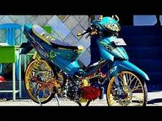 Smash Modifikasi by 22 Gambar Modifikasi Motor Suzuki Smash Paling Ganteng Bro
