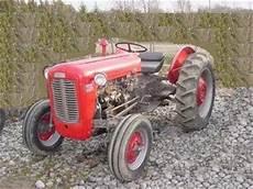 1958 massey ferguson fe 35 antique tractor