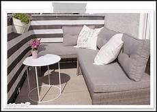 balkon lounge möbel loungem 246 bel f 252 r kleinen balkon