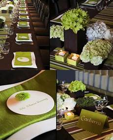 Brown Decorations by Apple Green And Chocolate Brown Colour Combo Jamaica