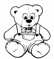 Malvorlagen Teddy Mit Herz Malvorlagen Zum Ausmalen Ausmalbilder Teddyb 228 R Gratis 1