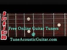 Drop B Tuning Drop B Guitar Tuner