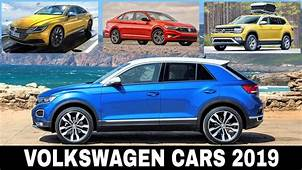 Top 7 NEW Volkswagen Cars And SUVs Coming To Redeem The