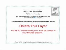 A7 Card Template Word 9 A7 Envelope Templates Doc Psd Pdf Free Premium