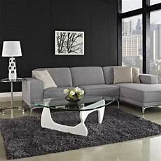 Teppich Wohnzimmer Grau - ways to decorate grey living rooms decor around the world