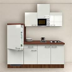 Miniküche Mit Geräten - singlek 252 che comet breite 210 cm dekor front