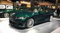 Alpina B3 Touring - alpina b3 touring debuts as the ultimate compact