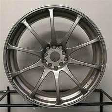 18x8 ultrex rs wheels rims for subaru impreza wrx sti