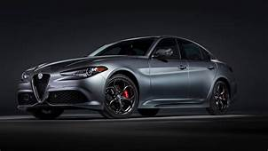 2020 Alfa Romeo Giulia Gets Better Interior Materials  A