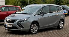 2015 Opel Zafira B Pictures Information And Specs