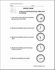 time word problems worksheets for grade 2 3415 time worksheet category page 1 worksheeto