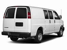 New 2018 Chevrolet Express 2500 Work Van Rear Wheel Drive
