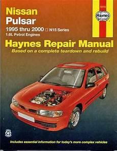 hayes car manuals 1998 nissan sentra parental controls nissan pulsar n15 1995 2000 haynes owners service repair manual 1563926350 9781563926358
