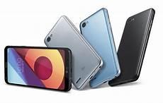 q6ccog شرکت ال جی سه گوشی q6 q6 و q6 آلفا را معرفی کرد