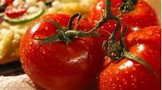Hoher Lykopin Gehalt Tomaten Werden Durchs Kochen Noch
