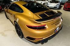 pieces porsche 911 used 2018 porsche 911 turbo s exclusive series for sale