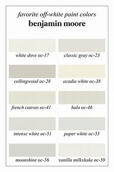 favorite off white benjamin paint colors white dove classic gray collingwood acadia