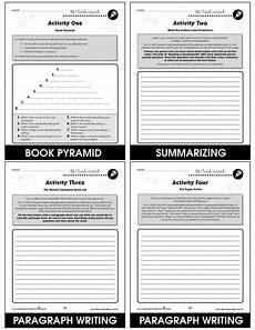 report writing worksheets for grade 5 22949 how to write a book report bonus worksheets grades 5 to 8 ebook bonus worksheets