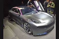 Lynk Co Sports Car Concept Outlines Brand S Design