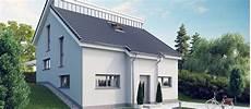 split level fertighaus split up mit hang nach oben laux fertigbau