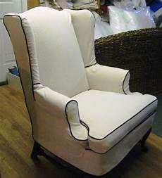 beautiful chair slipcover for wingback chair with home design apps
