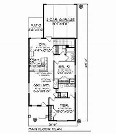 1250 sq ft house plans bungalow style house plan 2 beds 2 baths 1250 sq ft plan