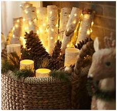 Decorating With White Birch Logs Decoratingspecial