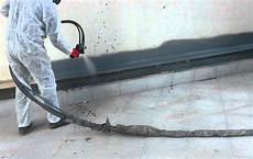 impermeabilizzazione vasche cemento impermeabilizzare parete esterna con poliurea