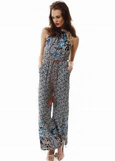 blue floral jumpsuit blue summer jumpsuit cheap jumpsuit