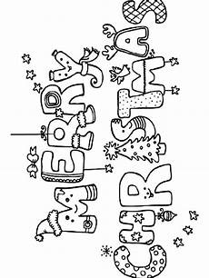 merry christmas coloring pages free printable merry christmas coloring pages