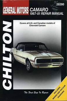 online auto repair manual 1997 chevrolet camaro regenerative braking 1997 chevrolet camaro 1967 81 chilton total car care