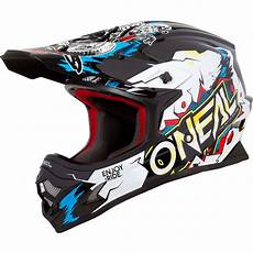 oneal 3 series villain youth motocross helmet junior