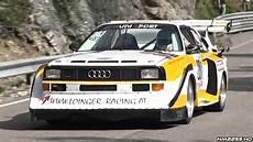 audi s1 quattro hillclimb replica 5 cylinder engine