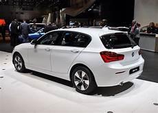 1er bmw facelift 2015 genf 2015 bmw 1er f20 facelift automobil