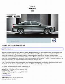 car owners manuals free downloads 2011 volvo s40 regenerative braking download 2007 volvo s60 owner s manual pdf 200 pages