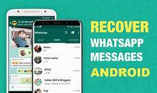 how to restore deleted whatsapp chat history android
