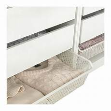 Komplement Metal Basket With Pull Out Rail 100x58 Cm Ikea