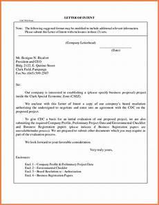 4 company profile sle letter company letterhead