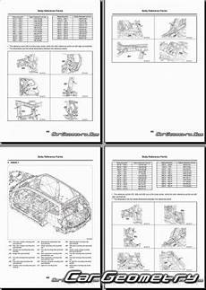 car repair manual download 2012 subaru forester spare parts catalogs кузовные размеры subaru forester sh 2008 2012 body repair manual