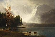 File Albert Bierstadt Estes Park Colorado Whyte S Lake