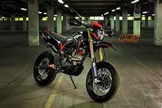 Modif Crf Supermoto by Galeri Foto Modifikasi Honda Crf150l Supermoto Bikin
