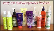 curly methode produkte curly method approved products curly method