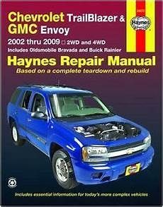 manual repair free 2002 chevrolet trailblazer auto manual chevrolet trailblazer repair manual ebay