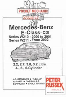 small engine repair manuals free download 2002 mercedes benz s class interior lighting 2000 2001 mercedes benz e class cdi w210 series 2000 2001 w211 series from 2002 4 5 6