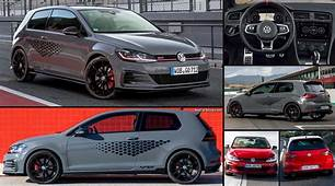 Volkswagen Golf GTI TCR 2019  Pictures Information & Specs