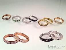 fedine pomellato collezione fedi colore keration gioielleria