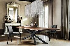 table à manger design italien spyder wood dining table by cattelan italia contemporary