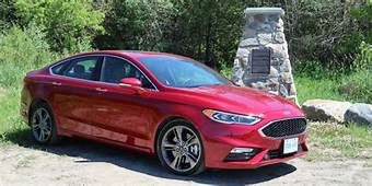 Car Review 2018 Ford Fusion Sport  Driving